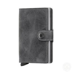 Miniwallet Vintage Grey