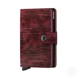 Miniwallet Dutch-Martin Bordeaux