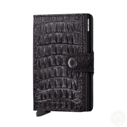 Miniwallet Nile Black