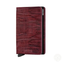 Slimwallet Dutch-Martin Bordeaux